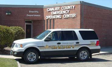 Cavalier County Sheriff's Dept.